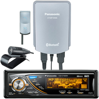 PANASONIC CAR AUDIO