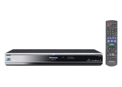 DMR-BS750 Freesat Blu Ray Disc Recorder With 250GB HDD