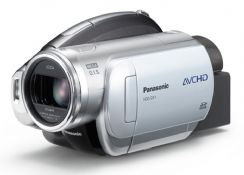 HDC-DX1 High Definition Camcorder Panasonic Accesorios y repuestos