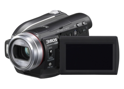 HDC-HS100 Full HD 60GB HDD/SD Card Camcorder  Panasonic Accesorios