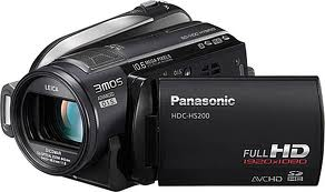 HDC-HS200 Full HD 80GB SD/HDD Camcorder Panasonic Repuestos y accesorios