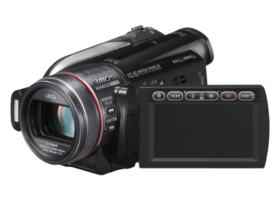 HDC-HS300 Full HD 120GB SD/HDD Hybrid Camcorder Panasonic Accesorios