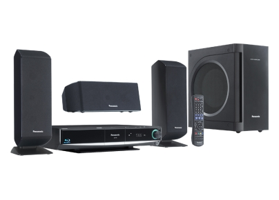 SC-BT100 Blu Ray Home Cinema System