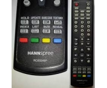 RC00246P  Mando a distancia   para  TV  HANNSPREE  = RC00246PCC