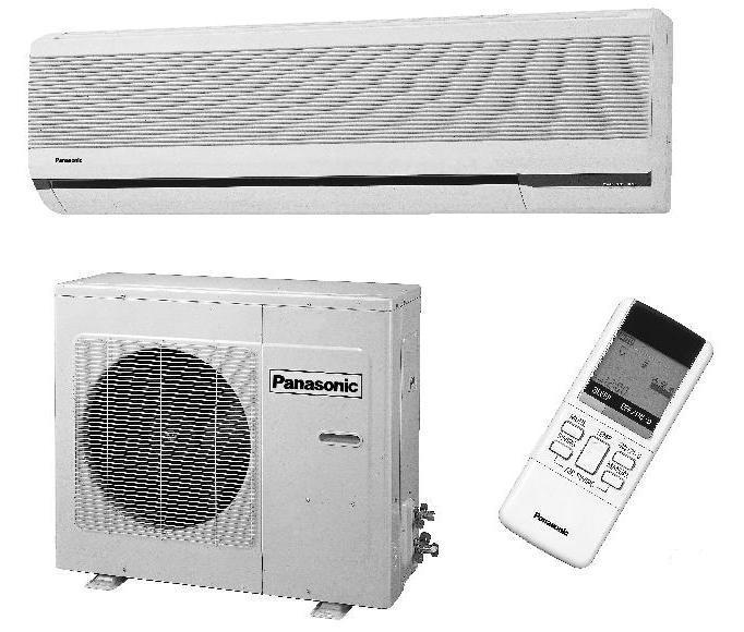 Cs c120ke cs c181ke cs c241ke cs c70ke cs c90ke aire for Aire acondicionado portatil ansonic